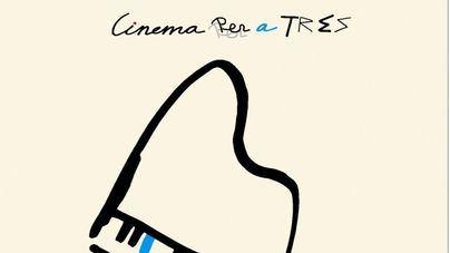 Andreu Riera interpreta 'Cinema per a tres' en el Xesc Forteza