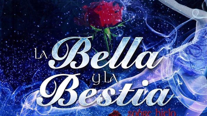 El clásico infantil 'La Bella y la bestia', en versión sobre hielo, aterriza en el Auditorium