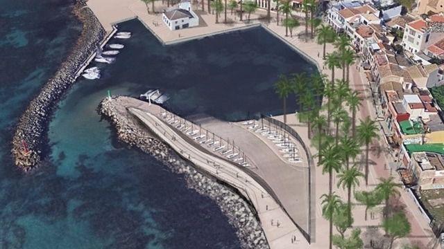 Entidades vecinales alertan de que el proyecto del Puerto del Molinar