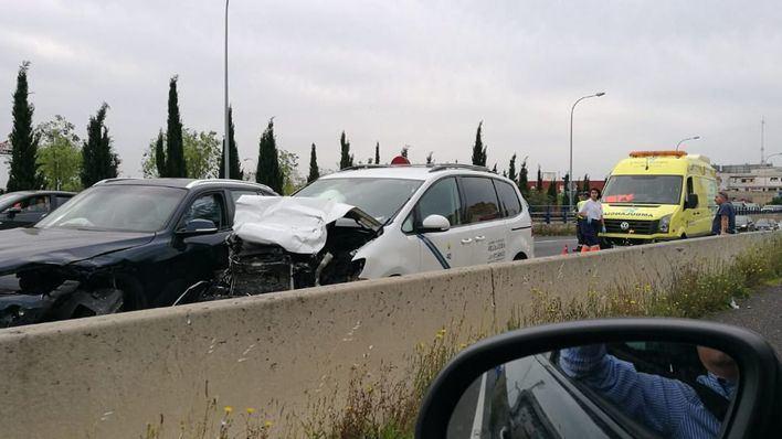 Baleares, líder en siniestros de tráfico leves con 5.220 colisiones por cada cien mil habitantes en 2018