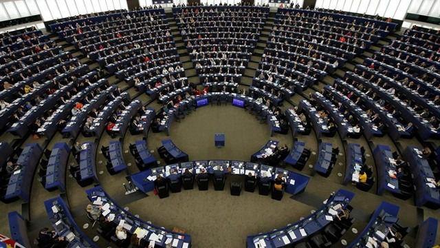 El Parlamento Europeo reconoce a Guaidó como presidente de Venezuela