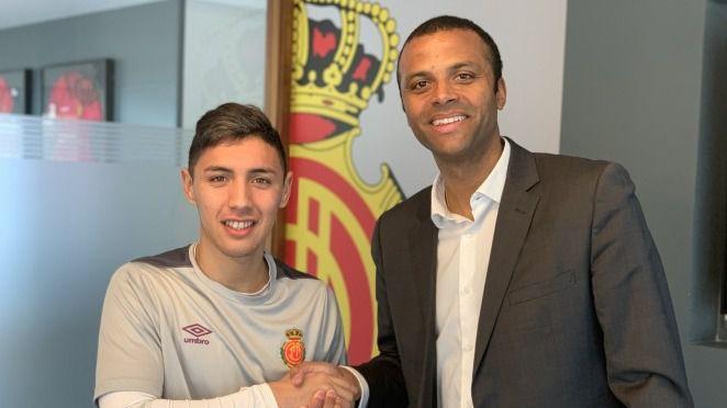 Leo Suárez, nuevo jugador del Mallorca