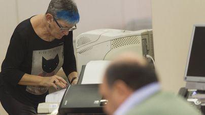 Más del 11 por ciento de los desempleados de Baleares son mayores de 55 años