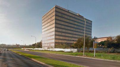 El Colegio de Arquitectos alerta del 'preocupante deterioro' del edificio de Gesa y exige medidas