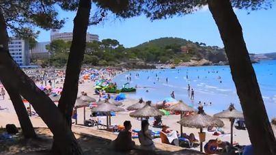 España cierra 2018 con 82,8 millones de turistas extranjeros, un 1,1 por ciento más