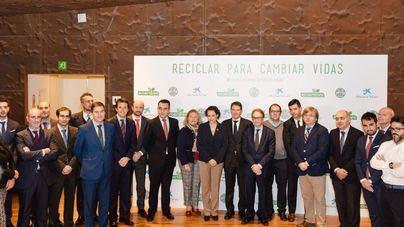 Tirme participa en el proyecto 'Reciclar para cambiar vidas'