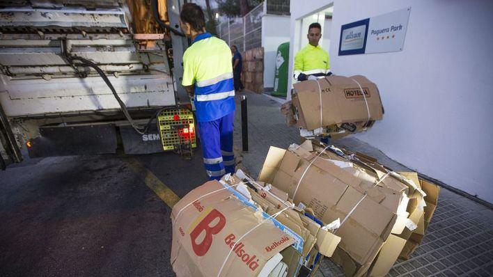 Calvià 2000 recogió 58.717 toneladas de residuos