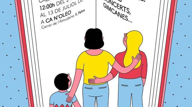 Actividades familiares para fomentar la lectura en Ca n'Oleo