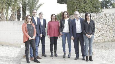 El PSIB presenta sus candidaturas a los Consells e insiste en el federalismo