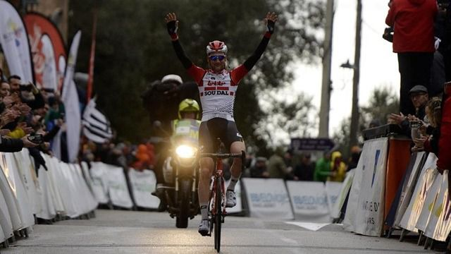 Wellens gana el Trofeo Serra de Tramuntana de la 'Challenge' de Mallorca