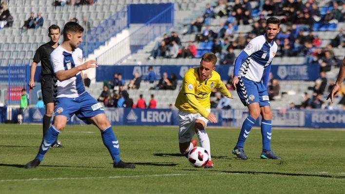 El Atlético Baleares empata a cero y suma otro punto de playoff