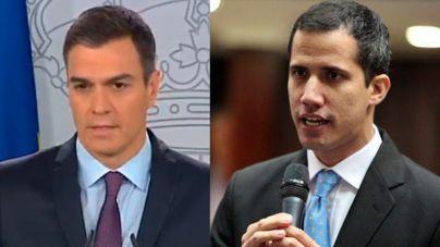 España reconoce a Guaidó como presidente