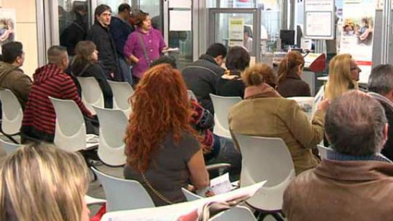 El paro baja en Baleares un 4 por ciento en enero