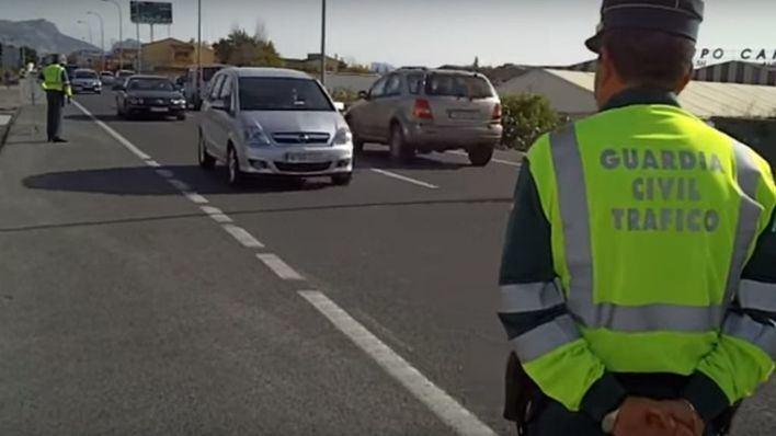La DGT intensifica la vigilancia del transporte escolar esta semana en Baleares