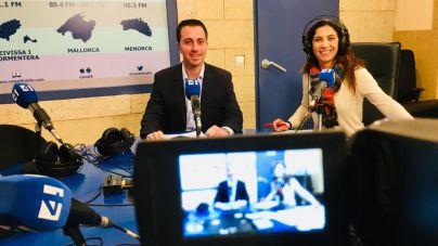 Galmés se compromete a ejecutar las obras de mejora de la carretera Algaida-Llucmajor
