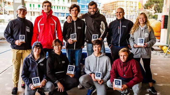 Konitzer y Rodríguez, campeones del Trofeo CN Arenal en 420