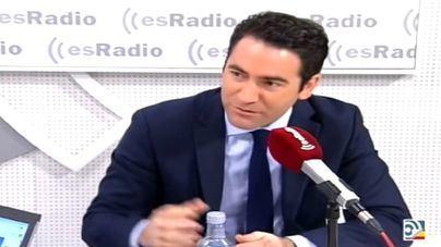 García Egea afirma que Bauzá 'no ha sido valiente' en sus críticas a Biel Company y Mateo Isern