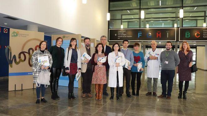 Las enfermedades raras protagonizan una exposición en el Hospital Can Misses