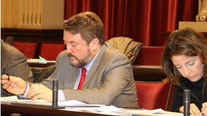 El diputado popular Toni Camps ha defendido la PNL que ha apoyado Més