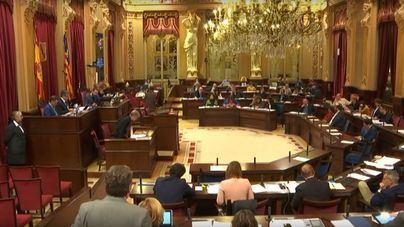 PSIB, Podem y Més se oponen en el Parlament a rebajar el impuesto de sucesiones