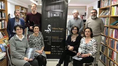 Palma inaugura un festival de novela negra