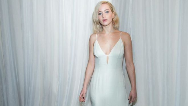 Jennifer Lawrence se casa con el galerista Cooke Maroney