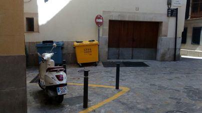 Palma repintará las marcas viales cada tres años