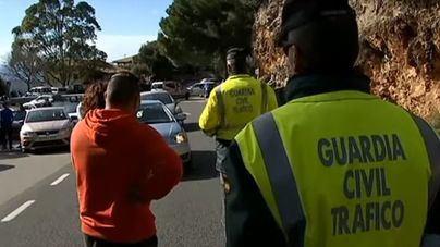 """Piden al Gobierno contundencia contra la """"conducción temeraria"""" en la Serra de Tramuntana"""