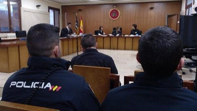 """Condenado por secuestro y agresión en Palma: """"si no me pagas el coche, te mato"""""""