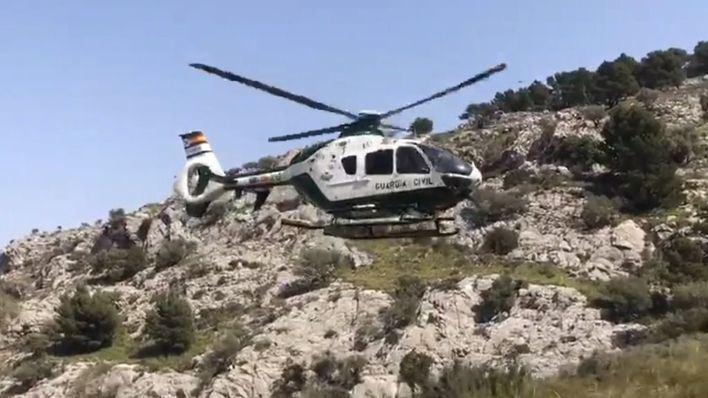 La Guardia Civil busca a una mujer desaparecida desde ayer en Estellencs