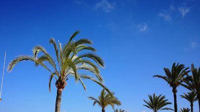 Jueves con temperaturas agradables en Baleares