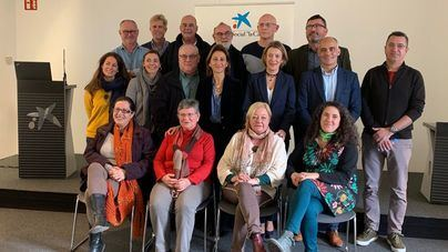 610 personas en riesgo de exclusión logran empleo con La Caixa en Baleares