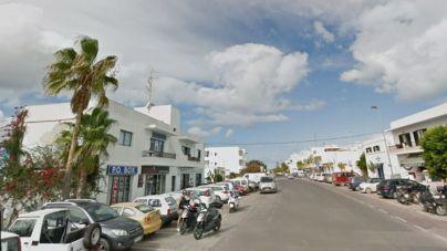 Detenido por asaltar con un hacha un bazar chino y una cafetería en Formentera