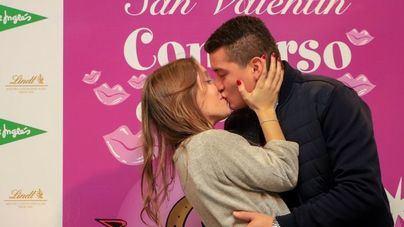 Llega por San Valentín el tradicional concurso de besos de El Corte Inglés