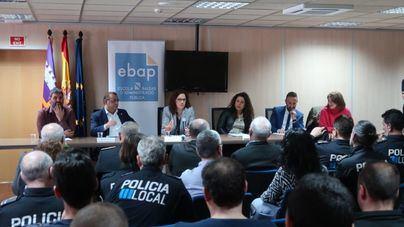 Comienzan sus prácticas 161 policías locales en Palma, Calvià, Capdepera, Artà y Bunyola