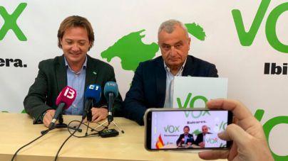 Campos: 'Me gustaría que José Ramón Bauzá se afiliase a Vox'