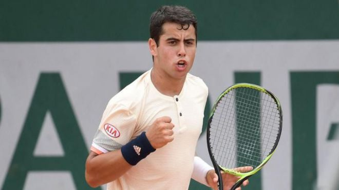 Munar pasa a cuartos en el ATP de Córdoba tras ganar a Cecchinato