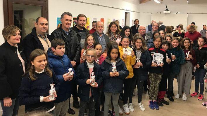 Una estudiante de sexto de Primaria gana el concurso del cartel de la Rua de Marratxí 2019