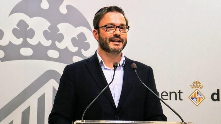 Hila denuncia al policía de Palma que le grabó en 2017