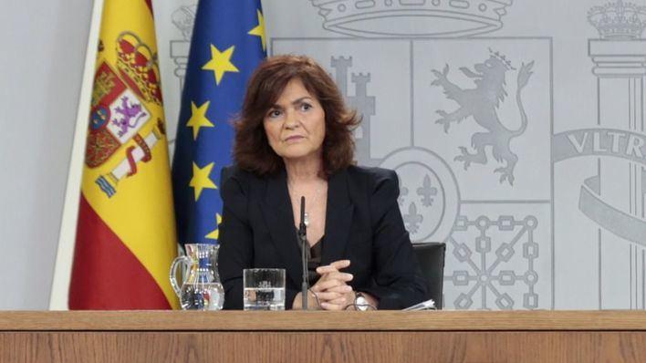 Calvo revela que los independentistas rechazan ahora el plan de Sánchez