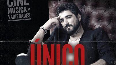 Antonio Orozco llegará el 19 de febrero con 'Único' al Auditorium