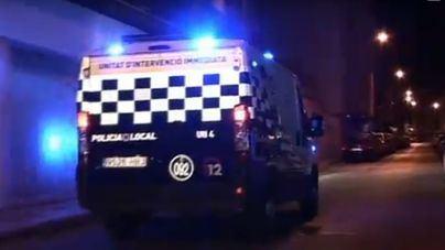 Tres heridos en un accidente de tráfico en Palma
