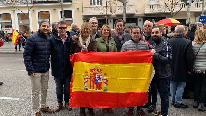 Company a Sánchez: 'Para tener la silla asegurada no se tiene que romper España ni la democracia'