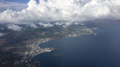 Vuelven las nubes al paisaje de Baleares