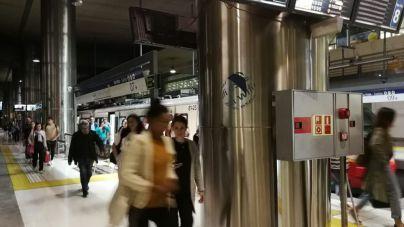 El metro de Palma, el que más aumentó en viajeros en diciembre