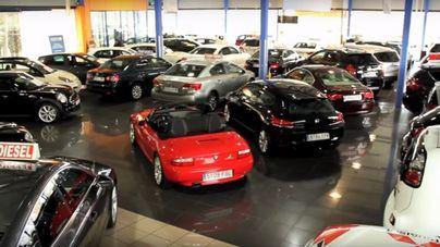La compra-venta de vehículos aporta el 2,9 por ciento del PIB de Baleares