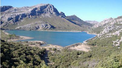 Caen un 4 por ciento las reservas hídricas en Baleares