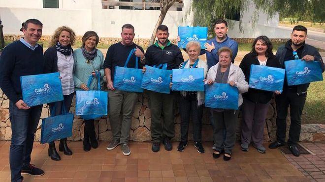 Santanyí reparte 3.000 bolsas reutilizables