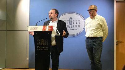 """El PSIB defiende al Ley de Cambio Climático para no seguir por el """"camino del consumo"""""""
