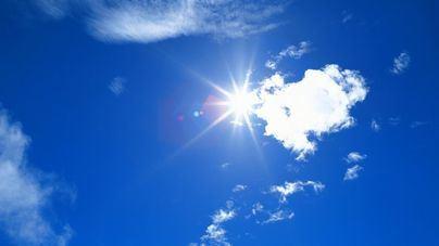 Martes poco nubuso en Baleares y con temperaturas en ascenso
